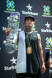 Monster Energy Congratulates Its Athletes on Dominant Performance at X Games Minneapolis 2018