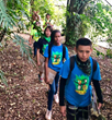 Belize's Budding Young Environmentalists Take To The Jungle For A Weeklong Learning Adventure