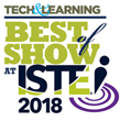 CatchOn Wins Second Consecutive Tech & Learning ISTE Best of Show Award