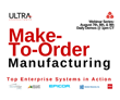 Make-to-Order Manufacturing Webinar Series from Ultra Consultants Helps Project Teams Streamline ERP Selection