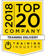 The Game Agency Honored as a 2018 Top 20 Training Delivery Company