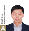 AIM Appoints New Asia-Pacific Marketing Manager, Hugh Chu