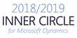 eLogic Achieves the 2018/2019 Inner Circle for Microsoft Business Applications