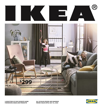 New 2019 Ikea Catalog Marks 75 Years Of Delivering A Better Everyday