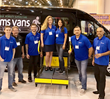 AMS Vans Notches Another Year of Service, Support at the Houston Abilities Expo 2018