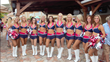 Patriots Cheerleaders Wrap Successful Calendar Shoot at Divi Little Bay Beach Resort on St. Maarten