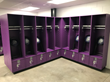 University of Scranton Selects Lockers & Partitions from Scranton Products for New Field House