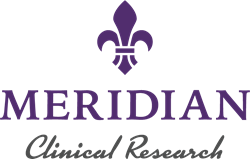 Meridian Clinical Research Logo
