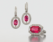 Vibrant and Bespoke, Jeffrey Bilgore's Capsule Collection Celebrates Spinel, an August Birthstone