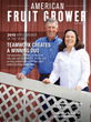 Husband and Wife Team Phil and Judy Schwallier Receives Apple Grower of the Year Award from American Fruit Grower® Magazine