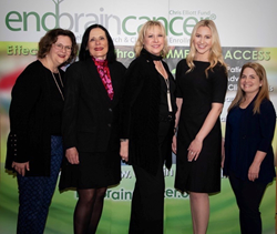 The EndBrainCancer Initiative team