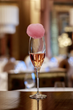 Cotton Candy Topped Moët Rose Champagne Is Latest Dining Flourish at Grand Velas Los Cabos' Piaf Restaurant