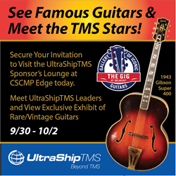 See Famous Guitars And Meet Tms Stars At Cscmp Edge Conference At