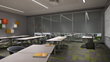 Modernfold's New Acousti-Clear® Protector Series Enhances Safety in Schools, Other Public Facilities