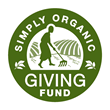 Simply Organic Giving Fund Now Accepting Applications