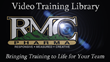 RMC Pharmaceutical Solutions, Inc. Launches its Pharmaceutical Video Training Library