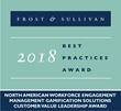 Noble Systems Receives Frost & Sullivan's Customer Value Leadership Award for WEM Gamification Solutions