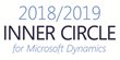 AKA Enterprise Solutions Achieves the 2018/2019 Inner Circle for Microsoft Business Applications for the 14th Year