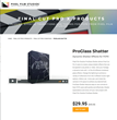 Pixel Film Studios Unveils ProGlass Shatter for Final Cut Pro X.