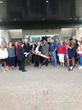 Grand Opening Ribbon Cutting Held at the New Holiday Inn Express & Suites in Gaylord, Michigan