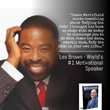 New Author James Merrifield Launches Les Brown Endorsed Book, DEFYING THE ODDS, in New York City - Los Angeles Author and Speaker is Changing Lives with His Story