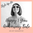 Style Up Do Marks One Year Anniversary with Online Sale