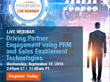 Mindmatrix CEO, Harbinder Khera to be the Key Presenter at TMCnet Webinar on PRM & Sales Enablement