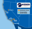 Weber Logistics Adds 3 California Distribution Centers to Support Business Growth