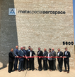 Meta Special Aerospace celebrates ribbon cutting event at Wiley Post Airport