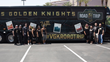Team Acme Wraps Bus for Vegas Golden Knights Road Trip