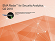 EMA Webinar to Provide Side-by-Side Comparison of Leading Security Analytic Solutions