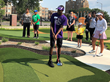 Pete and Alice Dye Golf Experience Presented by Henry and Christine Camferdam within the Riley Children's Health Sports Legends Experience at The Children's Museum of Indianapolis (largest children's museum in the world).
