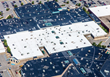 165, 500 SF Sarnafil Rhinobond Project at Maine Mall