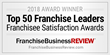 MaidPro Lands Spot as 2018 Top Franchise Leader