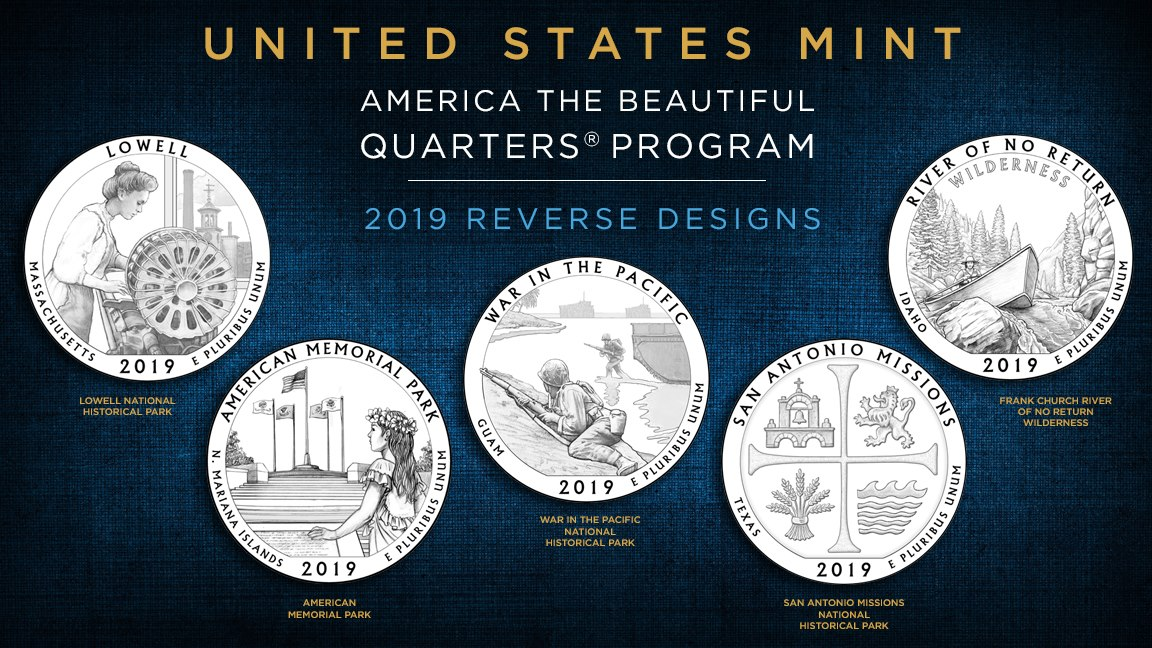 United States Mint Lifts The Curtain On Designs For The