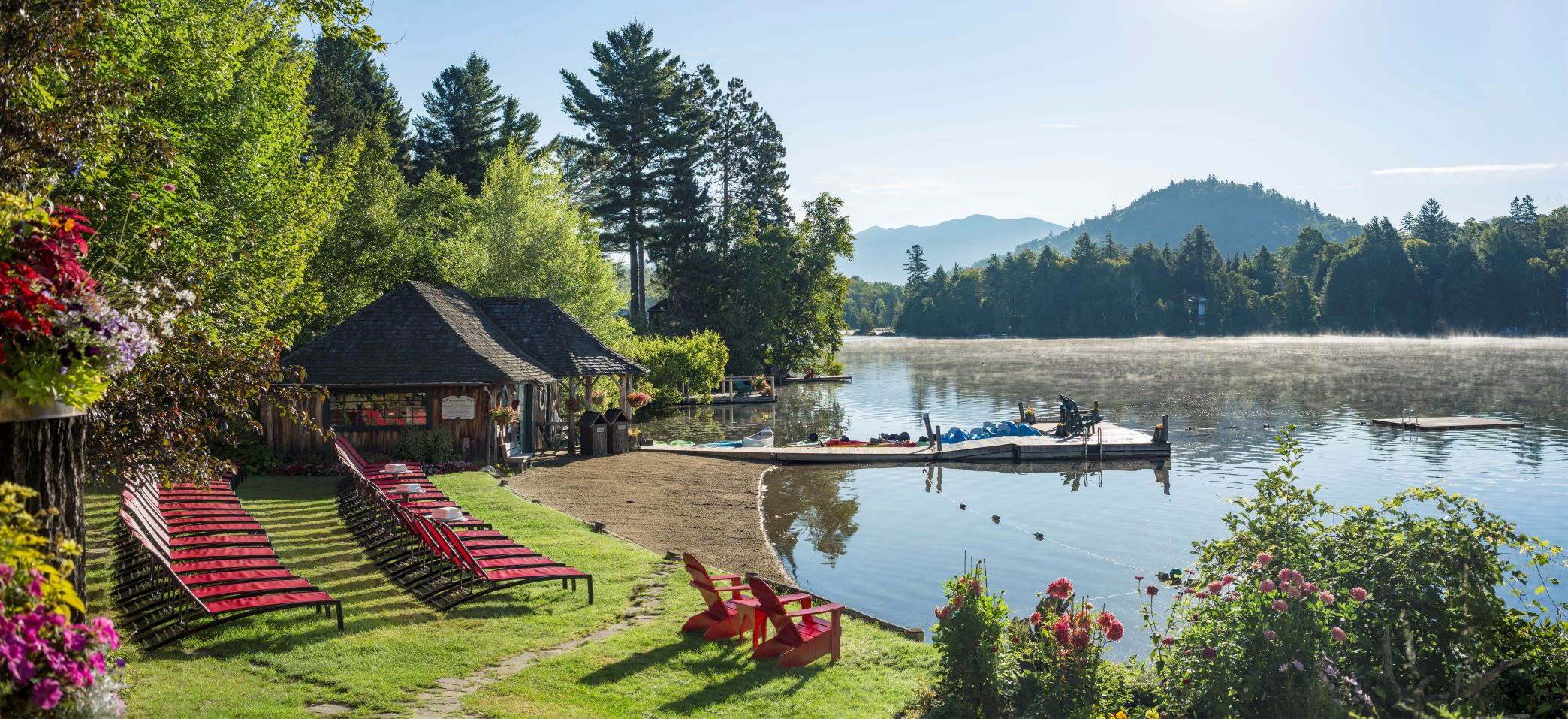 Silver Medal For Mirror Lake Inn Resort And Spa In Usa