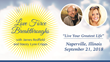 #1 Bestseller James Redfield & Spiritual Medium Stacey Cripps Present Love Force Breakthroughs Event