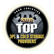 Romark Logistics Named to Food Logistics' 2018 Top 3PL & Cold Storage Providers List