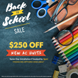 All Year Cooling Offers Back-to-School Discounts for South Florida Families with Air Conditioner Needs