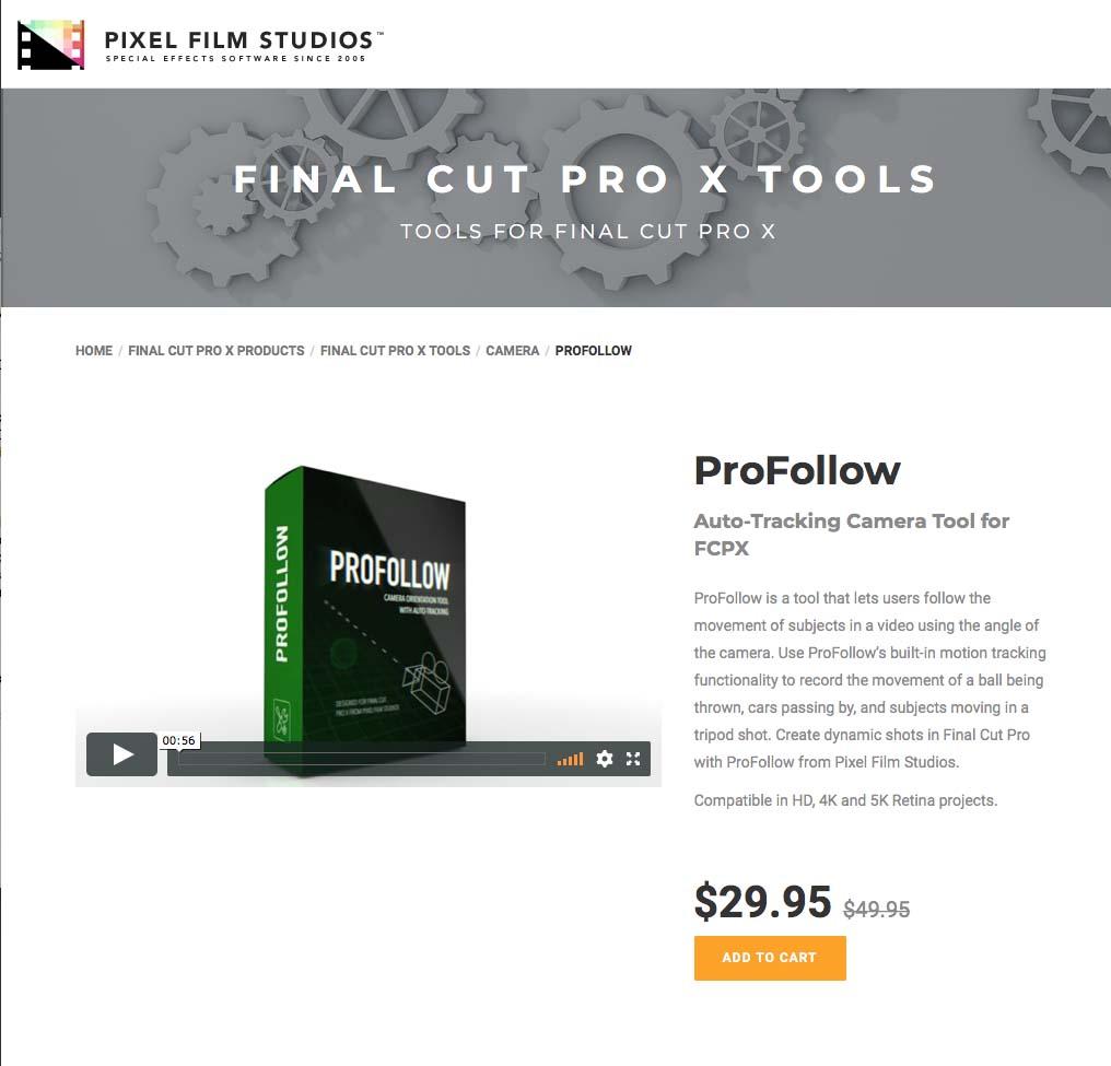 Pixel Film Stud Final Cut Pro – Meta Morphoz