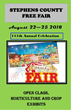 Stephens County Free Fair Scheduled for Aug 22-25 in Duncan, the Heart of the Chisholm Trail