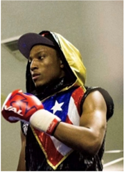 Michael Gilburd, The CEO of Boink Live Streaming Corp Announced That Hakim 'Tito' Lopez, The Light Heavyweight Boxer, Has Signed On With BonkBe.Live