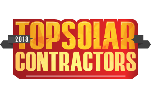 Harvest power llc recognized as a 2018 top solar for America s best contractors