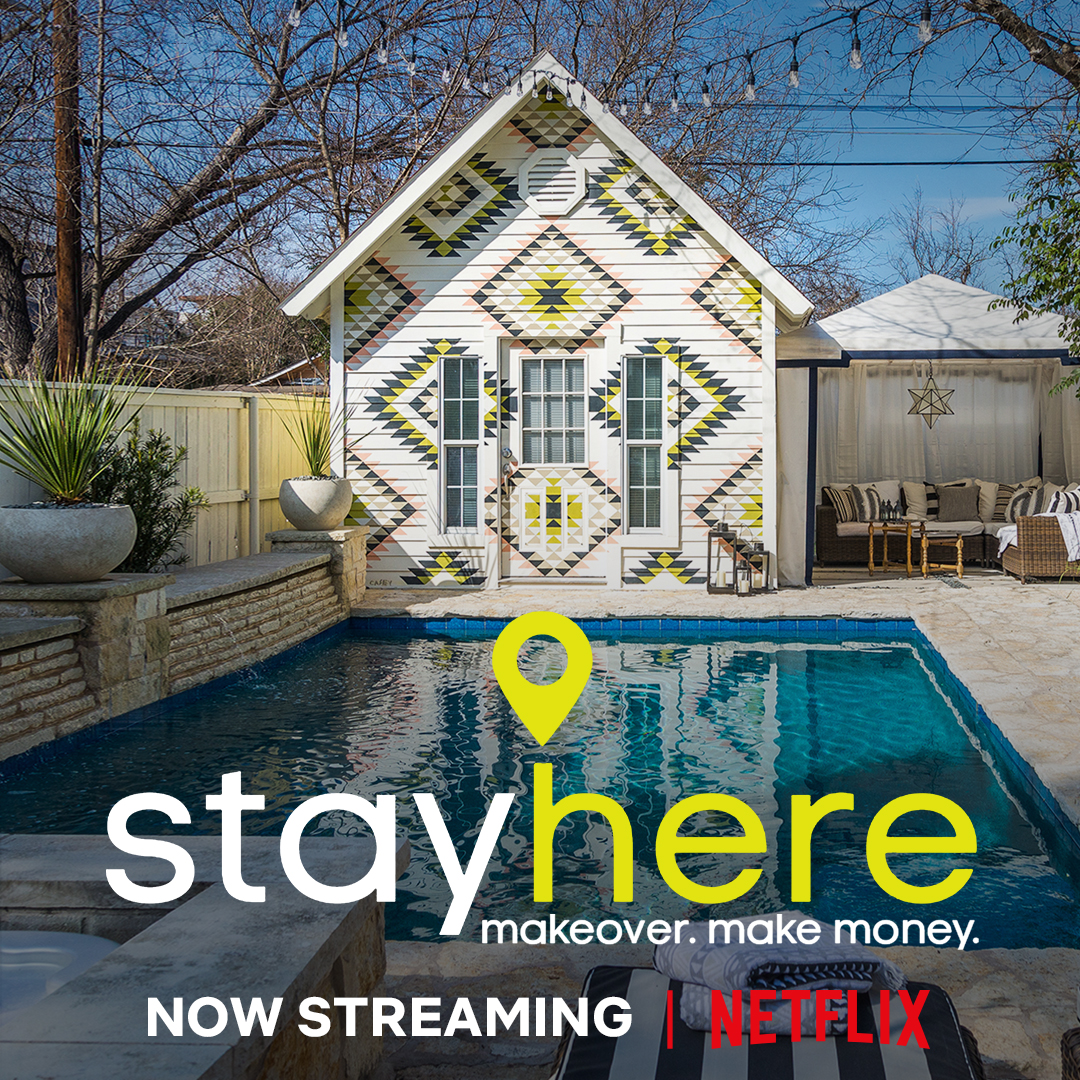 """Best House Rental Website: TurnKey Vacation Rentals Featured On Netflix Series """"Stay"""