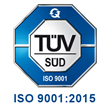 DUNMORE Certified to the New International Quality Management Standard ISO 9001:2015