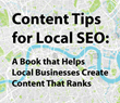 "Ann Grace, Principal Consultant at Clear Lake Marketing Solutions Announces the Upcoming Release of Her Upcoming, Co-Authored Book, ""Content Tips for Local SEO"""