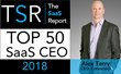 Conversica's Alex Terry Named a Top 50 SaaS CEO of 2018