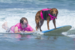 Surfing Dog & Quadriplegic Boy Catch Waves to Celebrate First-Ever Canine Assisted Tandem Ride