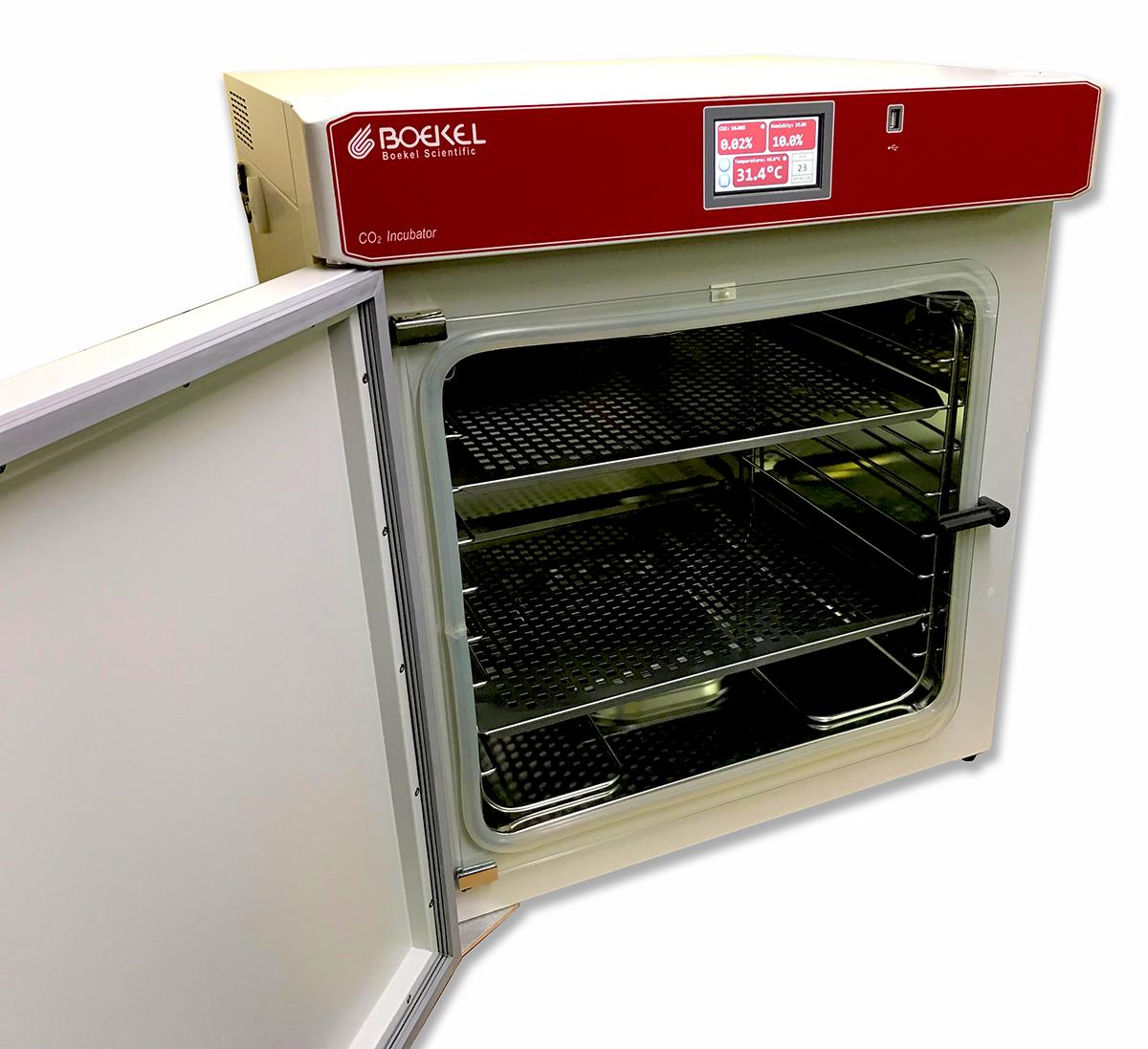 the new gen2 co2 incubator manufactured by boekel scientific