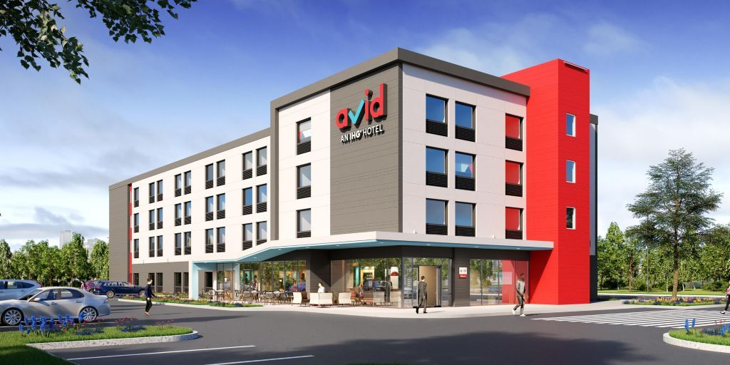 Champion Hotels Taps Dormakaba For First Ihg Avid Hotel